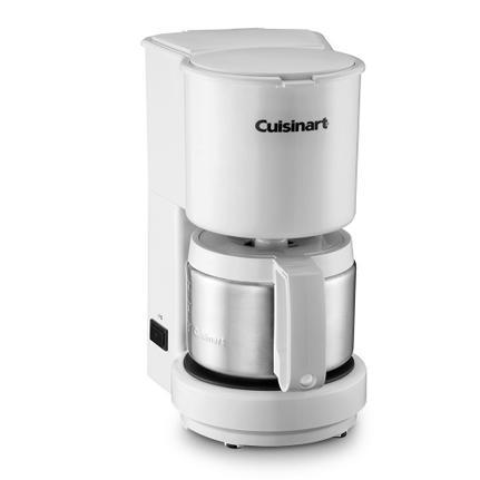 Cafeteira Elétrica Cuisinart Inox Branco 220v - Dcc450w