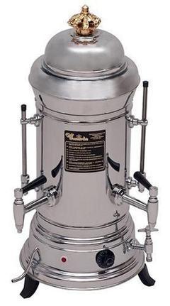 Cafeteira Industrial/comercial Monarcha Coroa Inox 110v - Mc1