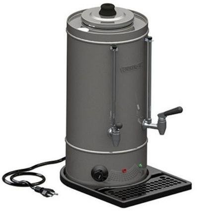 Cafeteira Industrial/comercial Universal Luxo Inox 110v - Cl04t