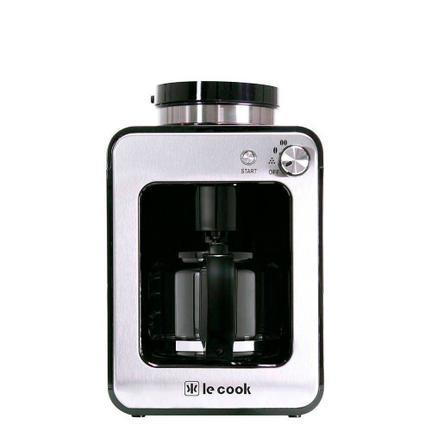 Cafeteira Elétrica Le Cook Gourmet Preto 110v - Lc1714