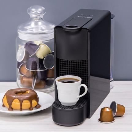 Cafeteira Expresso Nespresso Essenza Mini Preto 110v - D30brbkne