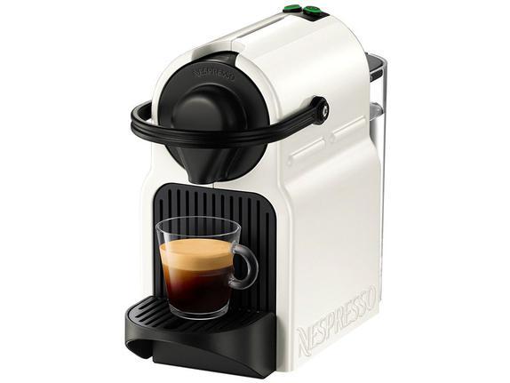 Cafeteira Expresso Nespresso Inissia Branco 110v - C40brwhne