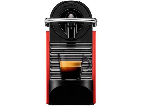 Cafeteira Expresso Nespresso Pixie Vermelho 110v - C61brrene