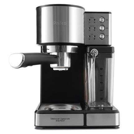 Cafeteira Expresso Philco 20 Bar Prata 110v - Pcf21p