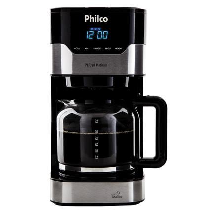 Cafeteira Elétrica Philco Prata 110v - Pcf38
