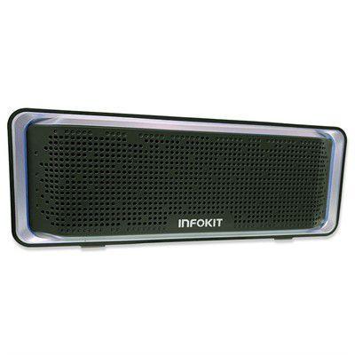 Caixa de Som Infokit Azul Vc-m280bt