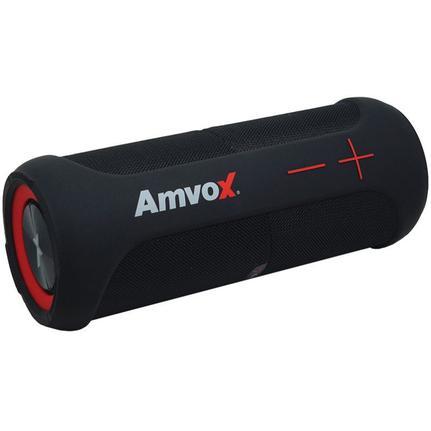 Caixa de Som Amvox Duo X - Vermelha