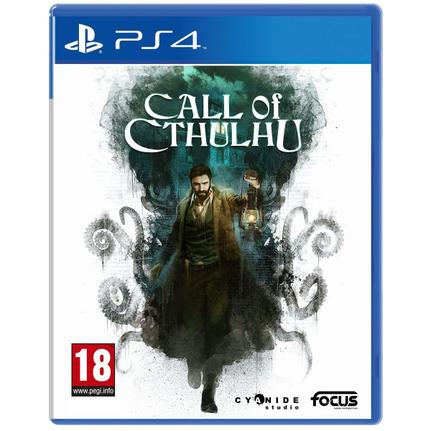 Jogo Call Of Cthulhu - Playstation 4 - Focus Home Interactive