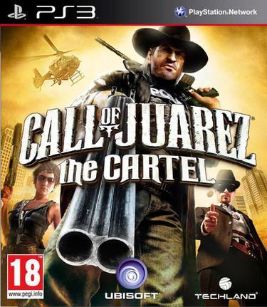 Jogo Call Of Juarez The Cartel - Playstation 3 - Ubisoft