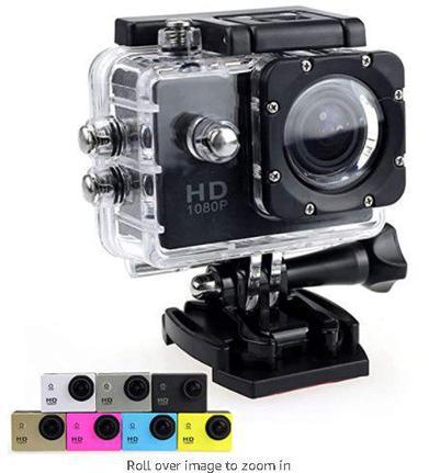 Câmera Digital Sjcam Original Preto 12.0mp - Sj4000