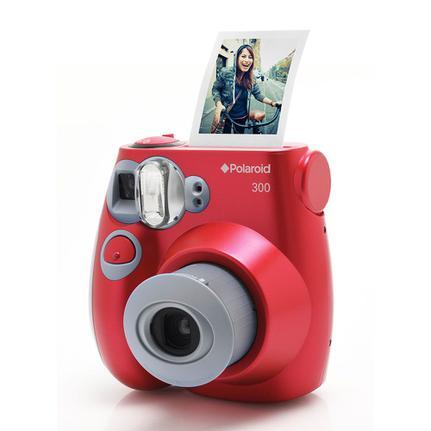 Câmera Digital Polaroid Instant Pic Vermelho Mp - 300