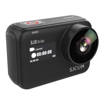 Câmera Digital Sjcam Strike Preto Mp - Sj9