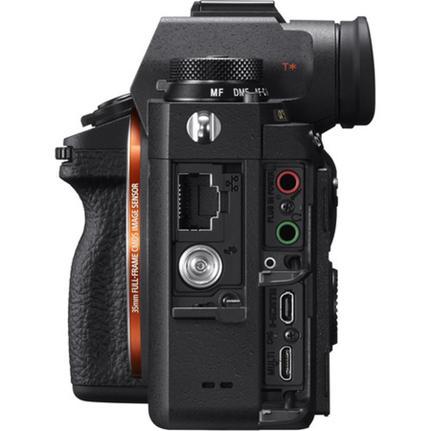 Câmera Digital Sony Alpha 9 (corpo) Preto 24.2mp - Ilce-9