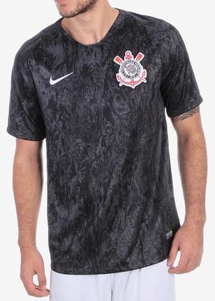 f2e89f6a66c74 Camisa Nike Corinthians II 2018 19 Torcedor - Camisa de Time - Magazine  Luiza