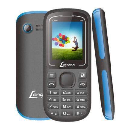 Celular Lenoxx Cx-904 Azul - Dual Chip