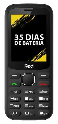 Celular Red Mobile M010f N/i Azul - Dual Chip