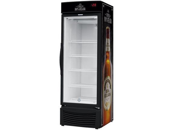 Geladeira/refrigerador 431 Litros 1 Portas Adesivado - Fricon - 110v - Vcfc-431v