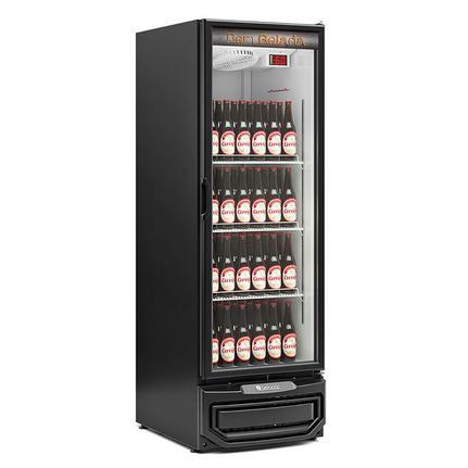 Geladeira/refrigerador 570 Litros 1 Portas Preto - Gelopar - 220v - Grba570pva