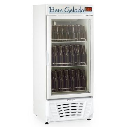 Geladeira/refrigerador 330 Litros 1 Portas Branco - Gelopar - 220v - Grba330pva