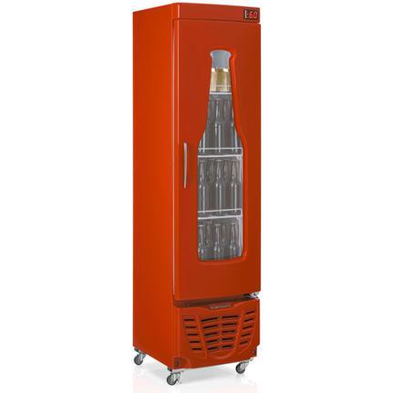 Geladeira/refrigerador 228 Litros 1 Portas Inox - Gelopar - 110v - Grba230