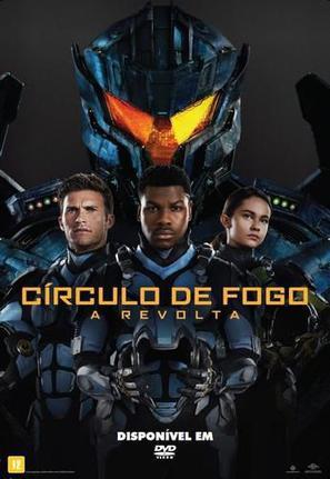 Circulo De Fogo A Revolta Sony Pictures Filmes De Acao E