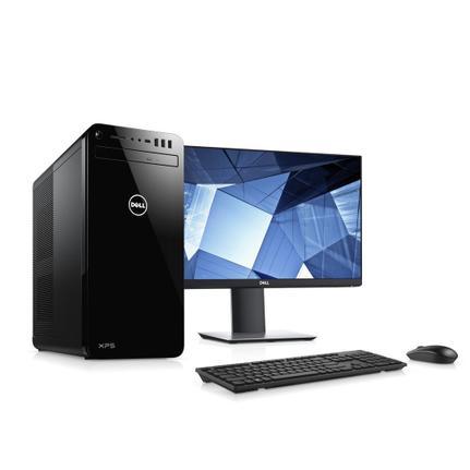 Desktop Dell Xps Xps-8930-a55m I7-9700 3.0ghz 8gb 1tb Geforce Gtx 1650 Windows 10 Home Com Monitor