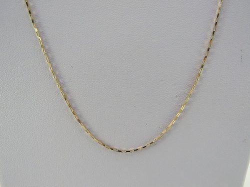 8be6984713b Imagem de Corrente Cordão Colar Masculino Ouro 1.8g 60cm Em Ouro 18k-750  Cadeado
