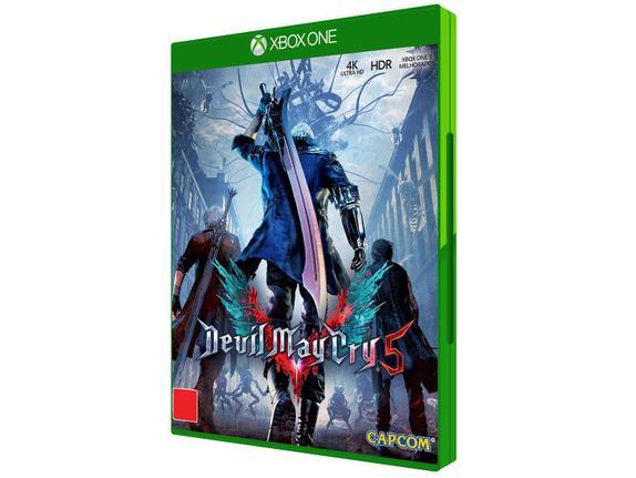 Jogo Devil May Cry 5 - Xbox One - Capcom