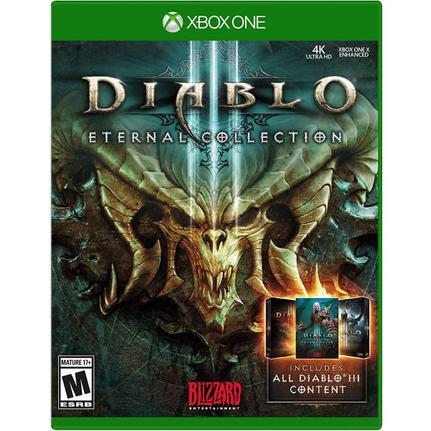 Jogo Diablo Iii: Eternal Collection - Xbox One - Blizzard Entertainment