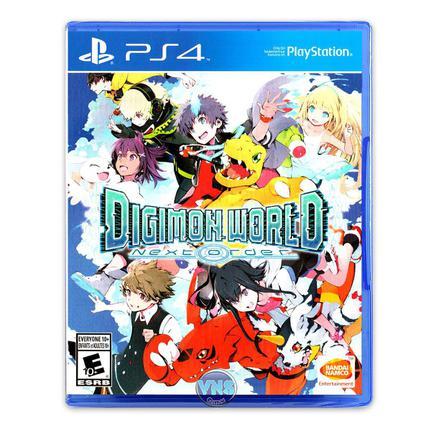 Jogo Digimon World: Next Order - Playstation 4 - Bandai Namco Games