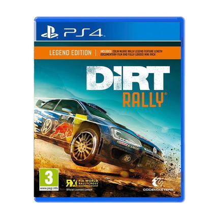 Jogo Dirt Rally Legend Edition - Playstation 4 - Codemasters