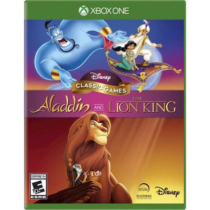Jogo Aladdin And The Lion King - Playstation 4 - Disney Interactive