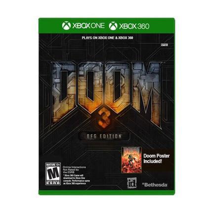 Jogo Doom 3 Bfg Edition - Xbox 360 - Bethesda