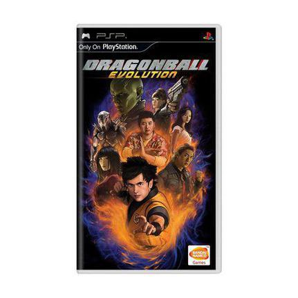 Jogo Dragonball Evolution - Psp - Bandai Namco Games