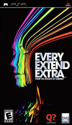 Jogo Every Extend Extra - Psp - Buena Vista Games