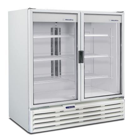 Geladeira/refrigerador 1186 Litros 2 Portas Branco - Metalfrio - 110v - Vb99r
