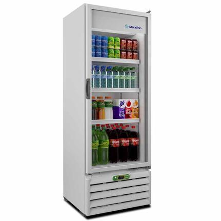 Geladeira/refrigerador 406 Litros 1 Portas Branco - Metalfrio - 220v - Vb40r