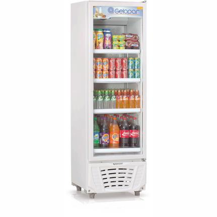 Geladeira/refrigerador 445 Litros 1 Portas Branco - Gelopar - 110v - Grvc450