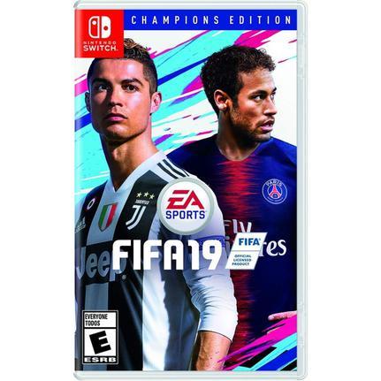 Jogo Fifa 19 - Switch - Ea Sports