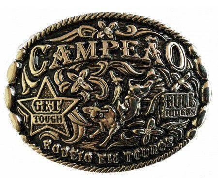 Fivela Country Campeão - Cintos exclusivos - Cinto - Magazine Luiza ab269d96689