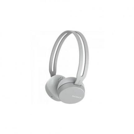 Fone de Ouvido Headphone Com Microfone Sem Fio Nfc e Bluetooth Cinza Sony Wh-ch400