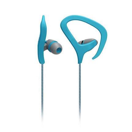 Fone de Ouvido Earphone Fitness Azul Multilaser Ph164