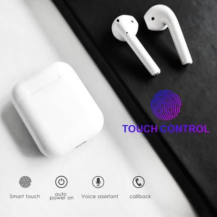 Fone de Ouvido Sem Fio Bluetooth Tws I18