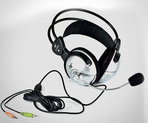 Fone de Ouvido Headset Over Ear Tsi 466m