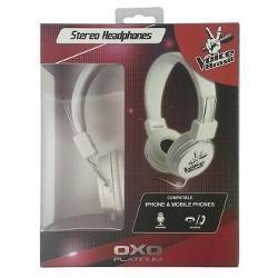 Fone de Ouvido Headphone The Voice Brasil Branco Oxo