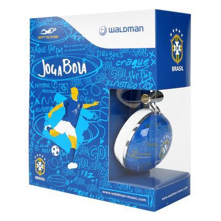 Fone de Ouvido Seleção Brasileira Waldman