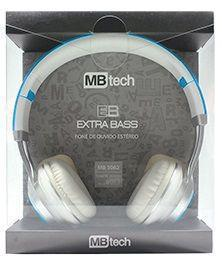 Fone de Ouvido Extra Bass 1.2m Mb Tech