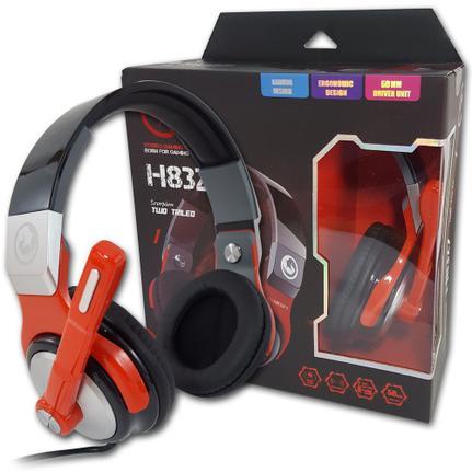 Fone de Ouvido Headset Gamer Scorpion Two Triled Marvo H8327