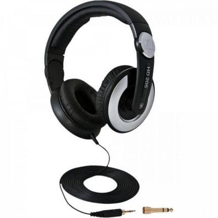 Fone de Ouvido Headphone Ii West Sennheiser Hd205
