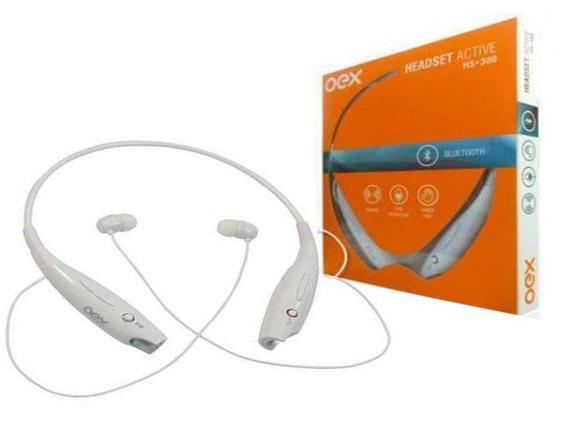 Fone de Ouvido Intra-auricular Active Bluetooth Oex Hs300
